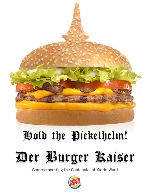 10122014 - Michael Pilla, Der Burger Kaiser
