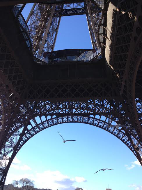 08122015 - Amelie Jumel, Eiffel Tower